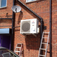 Installation - Air Conditioning